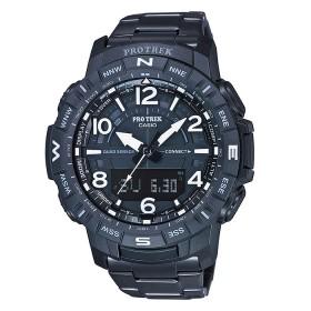 Мъжки часовник Casio Pro Trek - PRT-B50YT-1ER