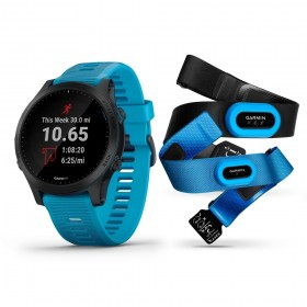 GPS мултиспорт часовник Garmin Forerunner® 945 BLUE BUNDLE - 010-02063-11