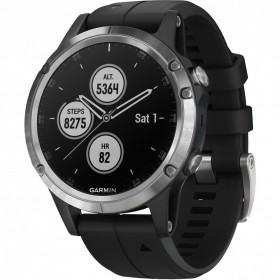 GPS мултиспорт часовник Garmin Fēnix® 5 Plus - 010-01988-11