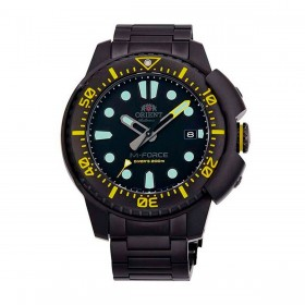 Мъжки часовник Orient Automatic M-Force Limited Edition - RA-AC0L06B