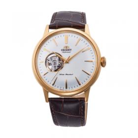 Мъжки часовник Orient Classic Automatic Open Heart - RA-AG0003S10B