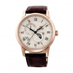 Мъжки часовник Orient Automatic Sun and Moon - RA-AK0007S