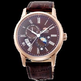 Мъжки часовник Orient Automatic Sun and Moon - RA-AK0009T