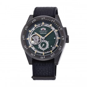 Мъжки часовник Orient Star Classic Open Heart - RA-AR0202E