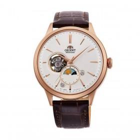 Мъжки часовник Orient Automatic Sun and Moon - RA-AS0102S