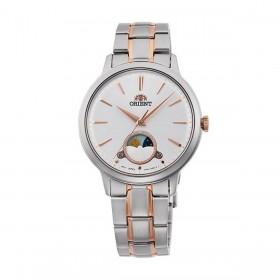 Дамски часовник Orient Classic Sun and Moon - RA-KB0001S