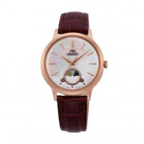 Дамски часовник Orient Classic Sun and Moon - RA-KB0002A