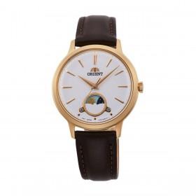 Дамски часовник Orient Classic Sun and Moon - RA-KB0003S