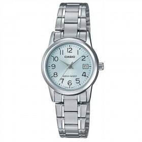 Дамски часовник Casio Collection - LTP-V002D-2BU