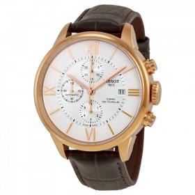 Мъжки часовникTISSOT CHEMIN DES TOURELLES AUTOMATIC CHRONOGRAPH - T099.427.36.038.00