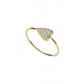 Дамски пръстен Fossil VINTAGE MOTIFS - JF03262710 170
