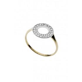 Дамски пръстен Fossil VINTAGE GLITZ - JF03284998 160