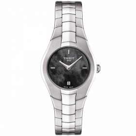 Дамски часовник Tissot T-Round - T096.009.11.121.00