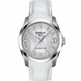Дамски часовник Tissot Couturier - T035.207.16.116.00