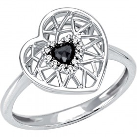 Дамски пръстен BLISS Regina Di Cuori - 20070730
