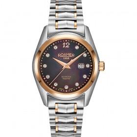 Дамски часовник Roamer Searock Ladies - 203844 49 59 20