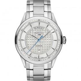 Мъжки часовник Roamer SUPERIOR DAY DATE - 508293 41 15 50
