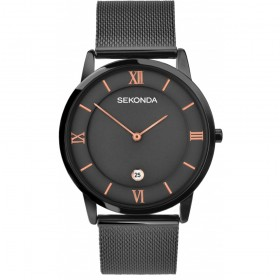 Мъжки часовник Sekonda Milanese Dress - S-1187.00
