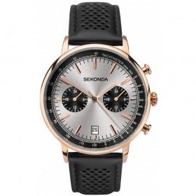 Мъжки часовник Sekonda Dual-Time Dress - S-1695.00