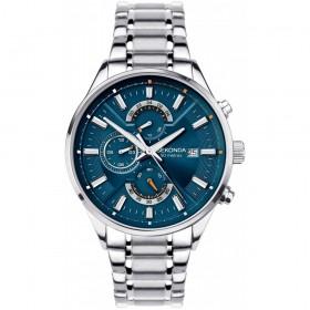Мъжки часовник Sekonda Dual Time - S-1839.00