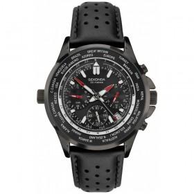 Мъжки часовник Sekonda Chronograph Dual-Time - S-1864.00