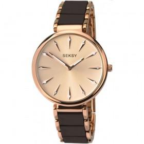 Дамски часовник Seksy Swarovski - S-2215.37