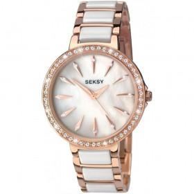 Дамски часовник Seksy Swarovski - S-2220.37