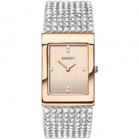Дамски часовник Seksy Swarovski - S-2376.37