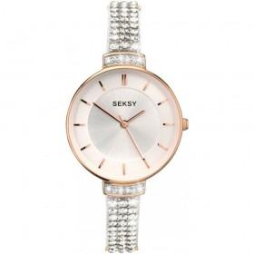 Дамски часовник Seksy Swarovski - S-2448.37