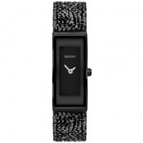 Дамски часовник Seksy Rocks Swarovski Crystals- S-2577.37