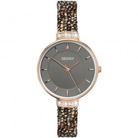 Дамски часовник Seksy Swarovski - S-2579.37