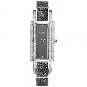 Дамски часовник Seksy Rocks Swarovski Crystals - S-2584.37