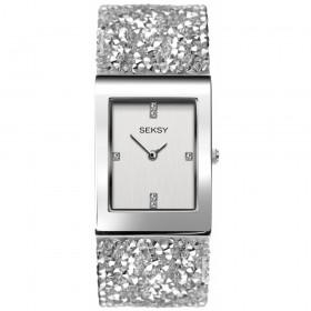 Дамски часовник Seksy Rocks Swarovski Crystals - S-2652.37