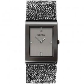 Дамски часовник Seksy Rocks Swarovski Crystals - S-2654.37