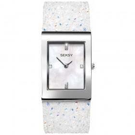 Дамски часовник Seksy Rocks Swarovski Crystals - S-2667.37