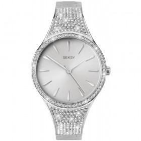 Дамски часовник Seksy Rocks Swarovski Crystals - S-2668.37