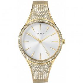 Дамски часовник Seksy Rocks Swarovski Crystals - S-2715.37