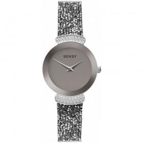 Дамски часовник Seksy Rocks Swarovski Crystals - S-2718.37