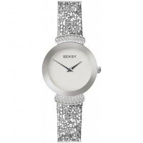 Дамски часовник Seksy Rocks Swarovski Crystals - S-2721.37