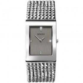 Дамски часовник Seksy Rocks Swarovski Crystals - S-2723.37