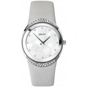 Дамски часовник Seksy Rocks Swarovski Crystals - S-2730.37