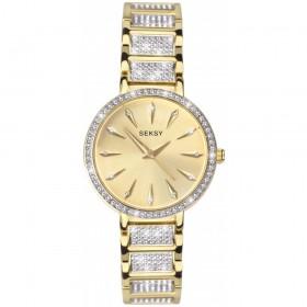 Дамски часовник Seksy Rocks Swarovski Crystals - S-2732.37
