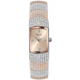 Дамски часовник Seksy Swarovski Crystals - S-2733.37