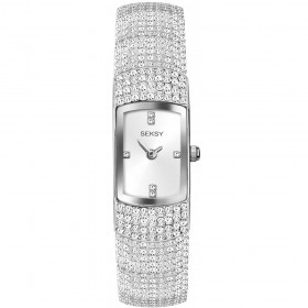 Дамски часовник Seksy Swarovski Crystals - S-2734.37