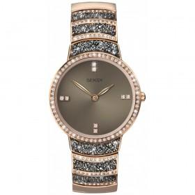 Дамски часовник Seksy Rocks Swarovski Crystals - S-2746.37