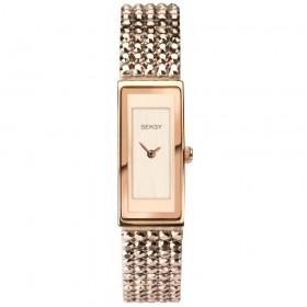 Дамски часовник Seksy Shimmer Swarovski Crystals - S-2850.37