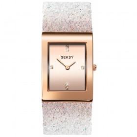 Дамски часовник Seksy Rocks Swarovski Crystals - S-2858.37