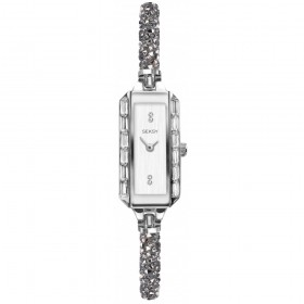 Дамски часовник Seksy Rocks Swarovski Crystals - S-2862.37