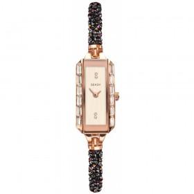 Дамски часовник Seksy Rocks Swarovski Crystals - S-2863.37