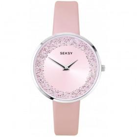 Дамски часовник Seksy Swarovski Crystals - S-2968.37
